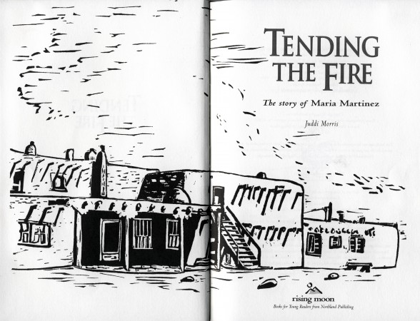 Tending the Fire Title Page